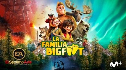 La familia Bigfoot - Tráiler español (HD)