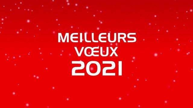 La Tribu Abalone vous présente ses Voeux 2021 !