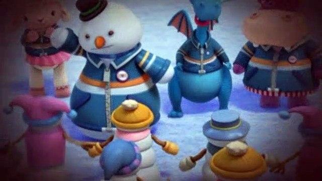 Doc McStuffins S04E13 S04E14 Chillys Snow Globe Shakeup Hoarse Hallie