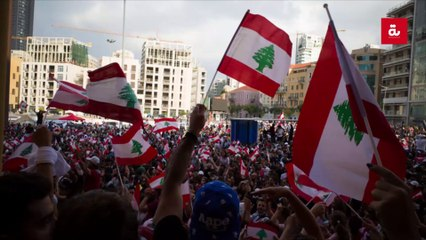 Lebanese People Brace Themselves For 'Challenging Tsunamis' in 2021
