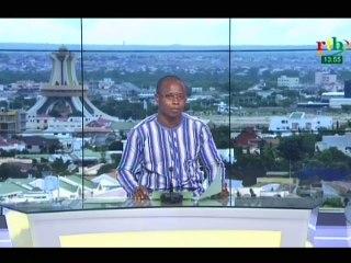 RTB /  Parcours politique du Président Roch Marc ChristianKaboré