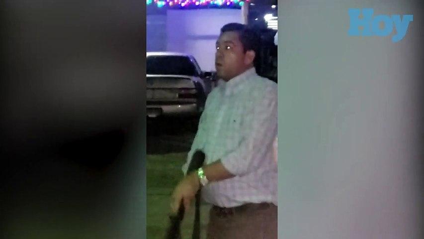 Filtran video del momento en que policías ultiman teniente coronel de la FARD