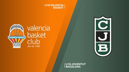 EB ANGT Valencia Highlights: Valencia 74-86 Joventut