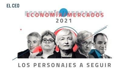 El rumbo de la economía en 2021 están en manos de estos protagonistas