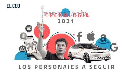 Los personajes tecnológicos a seguir en 2020