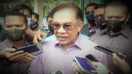 Anwar Ibrahim: Anyone Who Claimed To Have Interest In The Leadership Must Commit To Undertake Reform,  Good Governance & Combat Corruption