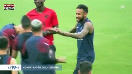 Neymar : sa fête pour le nouvel an fait polémique en pleine crise sanitaire (vidéo)