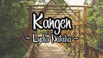 Lydia Natalia - Kangen (Official Lyric Video)