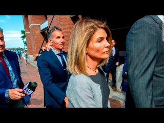 Lori Loughlin released from prison after 2 month sentence for college