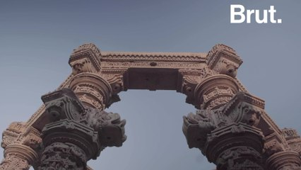 Inside India's haunted Kiradu temples