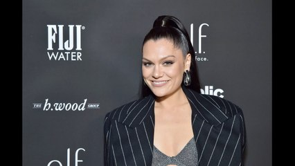 Jessie J left deaf and unable to walk over Christmas by Meniere's disease