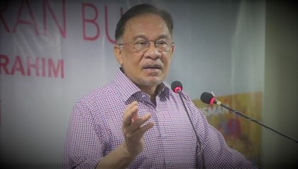 Anwar Ibrahim: Kartel Daging Ini, Secara Paling Klasik Memperalatkan Agama Disamping Meracuni Rakyat