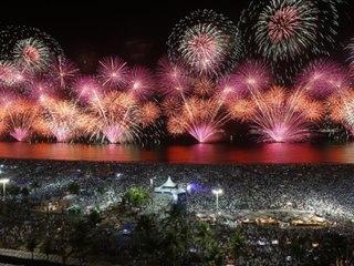 Rio de Janeiro schließt an Silvester den Strand