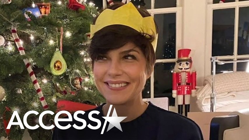 Selma Blair Gets Candid About Difficult Christmas