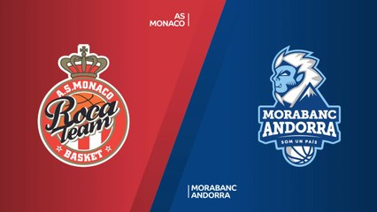 7Days EuroCup Highlights Regular Season, Round 6: Monaco 66-64 Andorra
