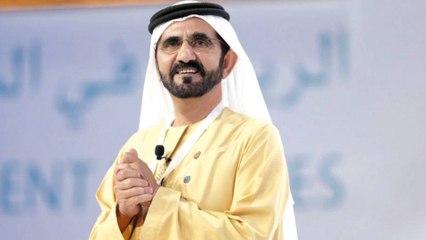 L'émir de Dubaï rejoint TikTok