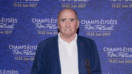 Portrait de Claude Brasseur