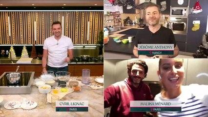 Tous en cuisine : Malika Ménard présente son nouveau compagnon (vidéo)