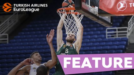 Georgios Papagiannis, Panathinaikos: 'You have to take the chances'