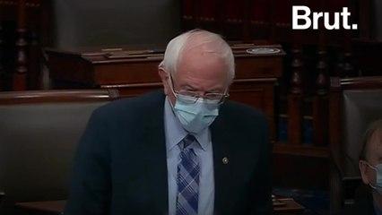 Bernie Sanders pushes for $2,000 stimulus checks