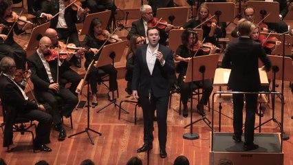 "Benjamin Bernheim - Gounod:  Roméo et Juliette, CG 9: ""Ah! lève-toi, soleil!"""