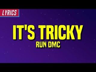 Run DMC - It's Tricky (Lyrics)