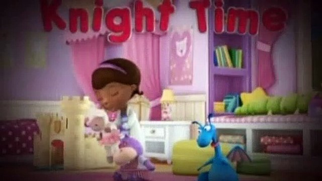 Doc McStuffins S01E01 Knight Time A Bad Case of the Pricklethorns