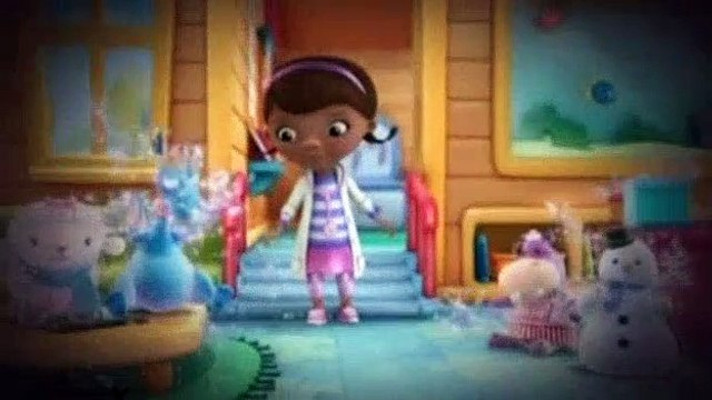 Doc McStuffins S01E02 Out of the Box Run Down Race Car