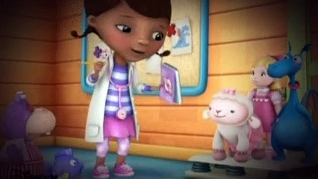 Doc McStuffins S01E03 Tea Party Tantrum Blast Off