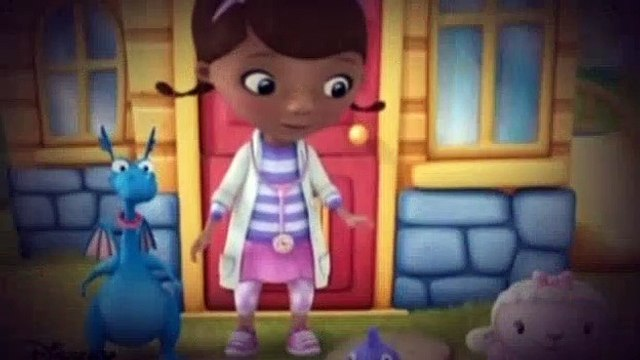 Doc McStuffins S01E04 Engine Nine Feelin' Fine The Right Stuff