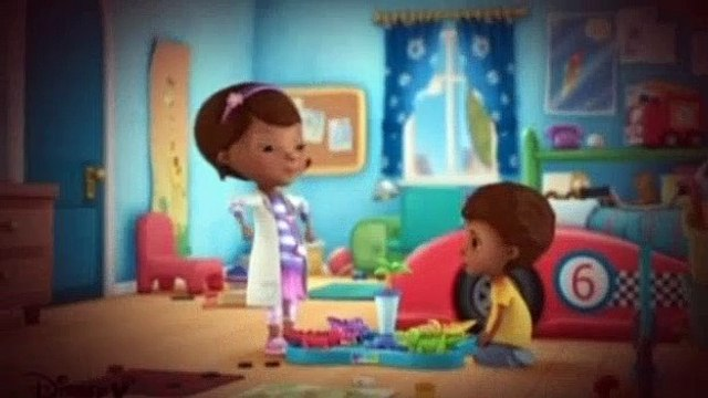 Doc McStuffins S01E05 Gulpy, Gulpy Gators One Note Wonder