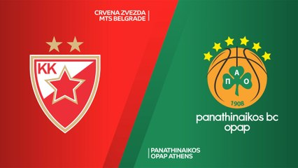 EuroLeague 2020-21 Highlights Regular Season Round 17 video: Zvezda 74-71 Panathinaikos