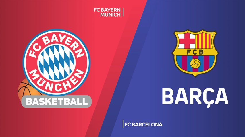FC Bayern Munich - FC Barcelona Highlights | Turkish Airlines EuroLeague, RS Round 17