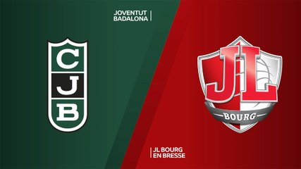 7Days EuroCup Highlights Regular Season, Round 7: Joventut 90-75 JL Bourg