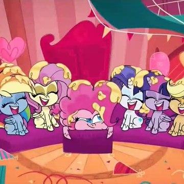 Pony Life  - S1E17 - A Pillanat Póniai | Egy Kattintásos Csoda - magyar felirattal