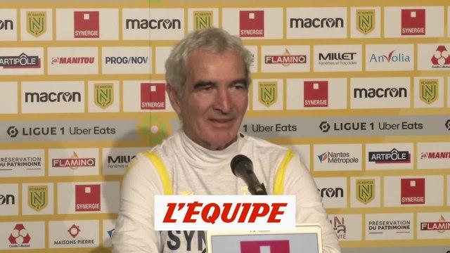 Domenech : « J'ai tourné la page Knysna » - Foot - L1 - Nantes