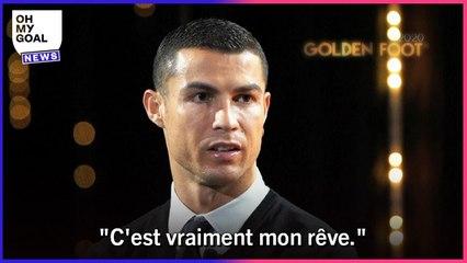Le plus grand rêve de Cristiano Ronaldo   Oh My Goal