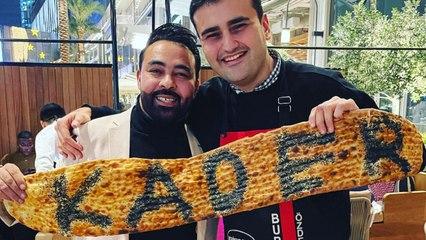 Kader Japonais - كارير جابوني من فعاليات افتتاح مطعم بورك في دبي