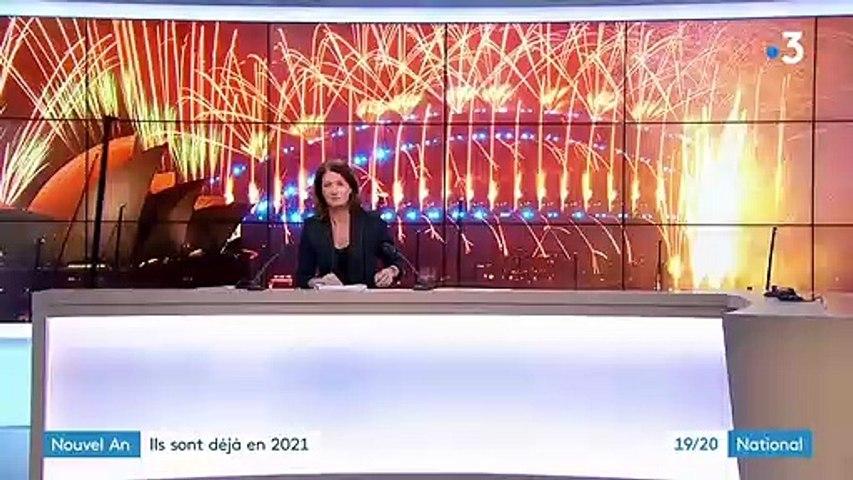 Nouvel An : les images des pays qui sont déjà en 2021