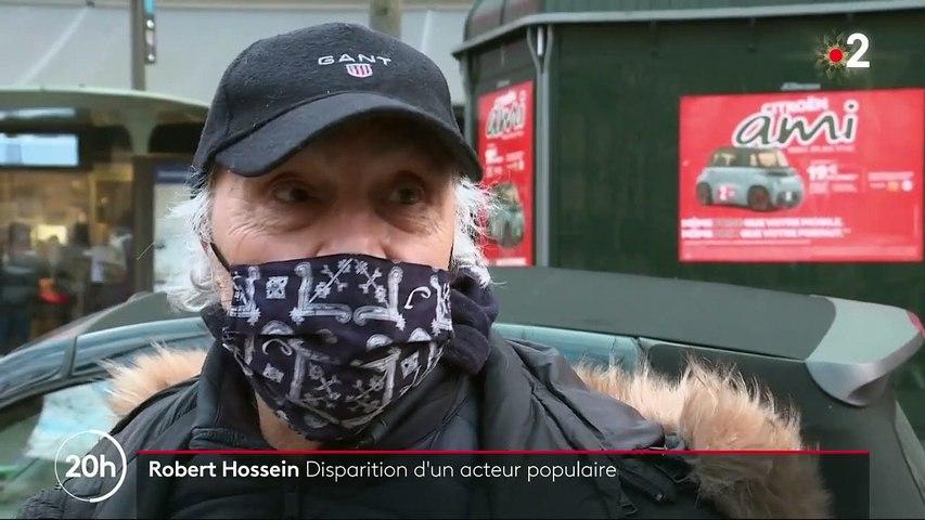 Mort de Robert Hossein : les Français se souviennent