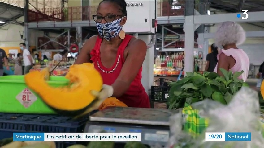 Nouvel An : la Martinique se prépare à célébrer le réveillon