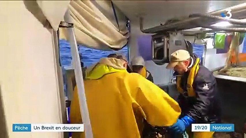 Brexit : une rupture en douceur pour les pêcheurs