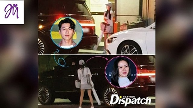 [BREAKING] Hyun Bin And Son Ye Jin Are Dating- Dispatch January 1st, 2021 couple