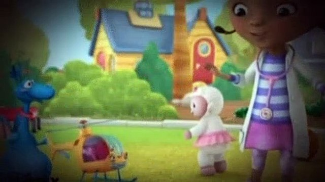 Doc McStuffins S01E09 Rescue Ronda, Ready for Take off