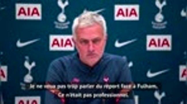 """Coronavirus - Mourinho : """"Faire tous les sacrifices pour jouer"""""""