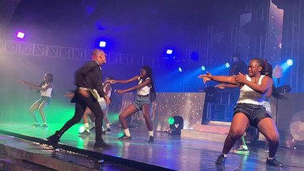 Innoss'B - Live @ Libreville - 31 décembre 2020