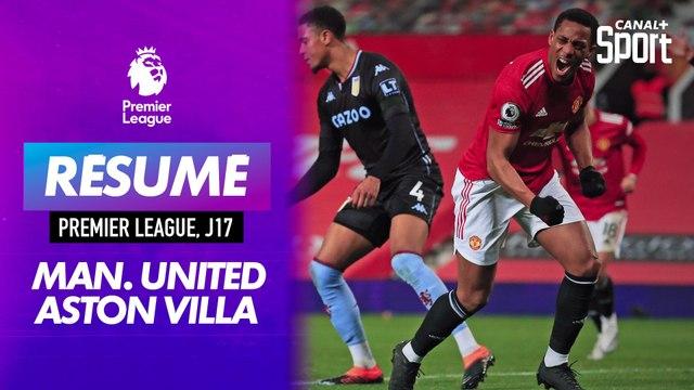 Le résumé de Manchester United / Aston Villa