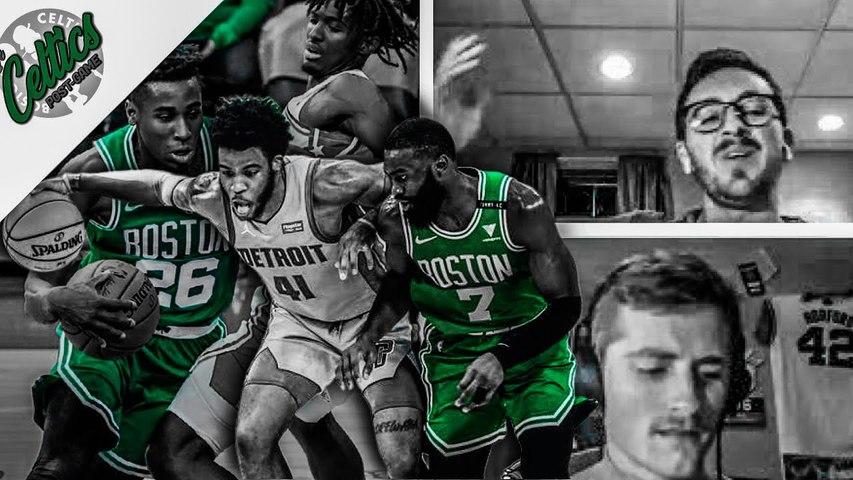 Saddiq Bey Shines for Pistons as Aaron Nesmith Sits