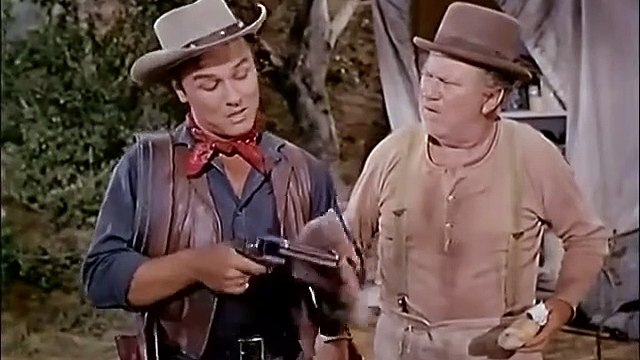 Bonanza Season 2 Episode 11 The Trail Gang