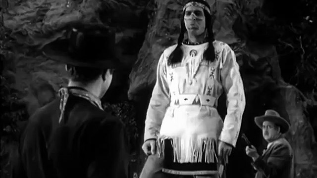 STORIES OF THE CENTURY - CHIEF CRAZY HORSE - Season One - Episode Fifteen
